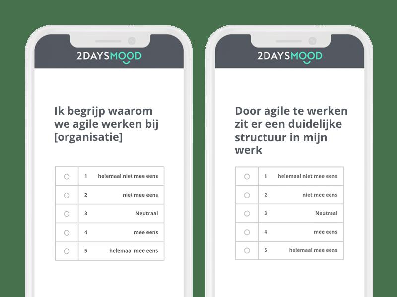 Agile-werken-waarom-en-structuur-2DAYSMOOD-smartphone-NL